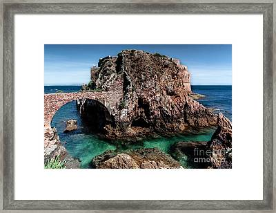 Framed Print featuring the photograph On Another Planet by Edgar Laureano
