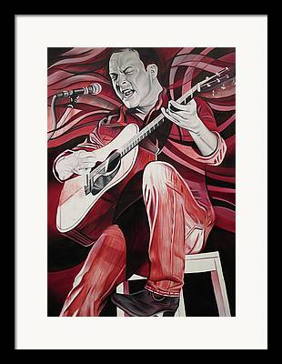 The Dave Mathhews Band Framed Prints