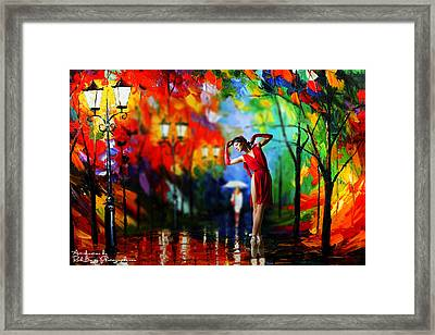 On Every Street Framed Print by Rick Buggy