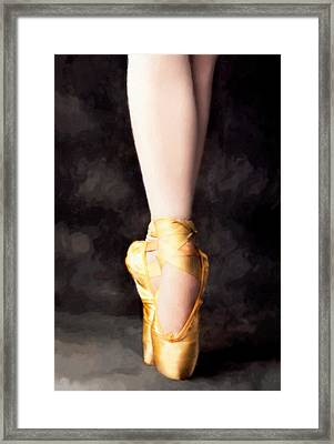 On Point Framed Print
