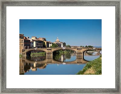 On Sunny Afternoon.. Framed Print