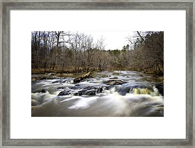 On The Eno II Framed Print