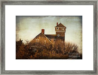 On The Hook  Framed Print by Debra Fedchin