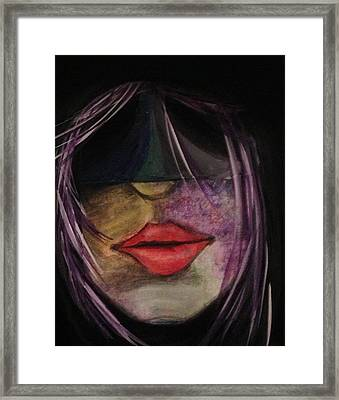 On The Prowl  Framed Print by D August