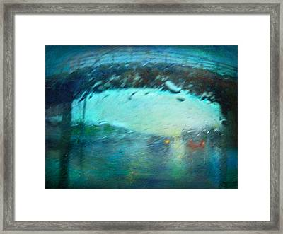Framed Print featuring the photograph On The Road #11 by Alfredo Gonzalez
