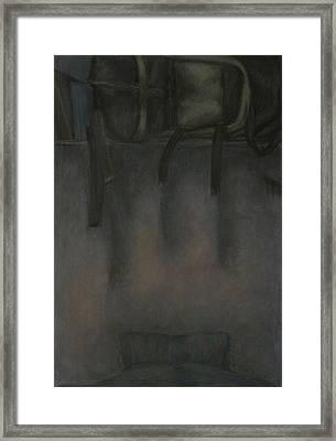 On The Road Framed Print by Oni Kerrtu