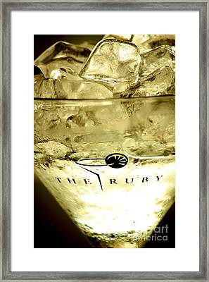 On The Rocks Framed Print by Rene Triay Photography