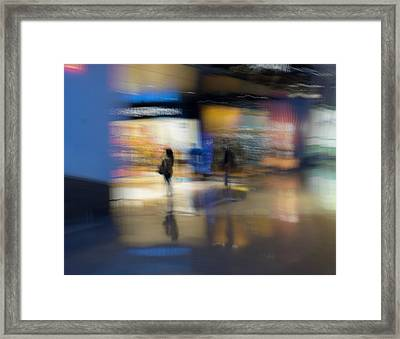 Framed Print featuring the photograph On The Threshold by Alex Lapidus