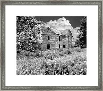 Once Called Home Framed Print