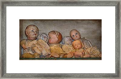 Once Loved Framed Print by Nikolyn McDonald