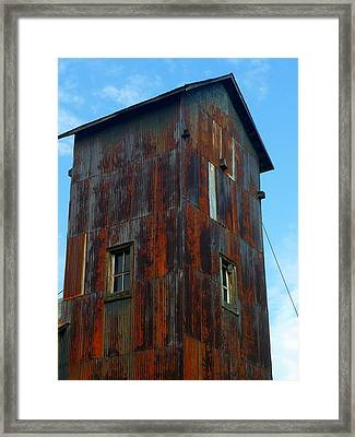 Once Upon A Mine Framed Print