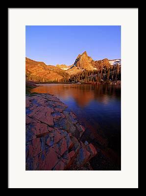 A Summer Evening Photographs Framed Prints
