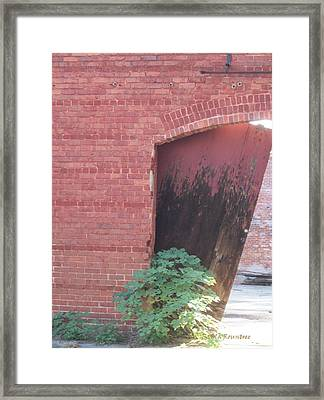 Once Upon A Stable Framed Print by Paula Rountree Bischoff