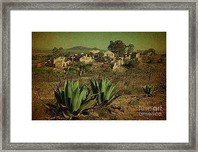 Once Upon A Time  002 Framed Print by Nicola Fiscarelli