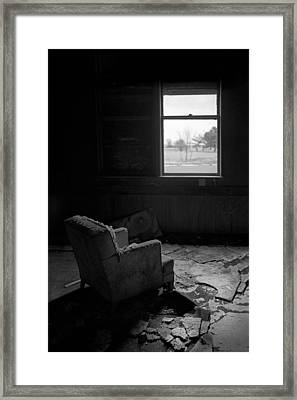 Once Upon A Time Framed Print by Gary Heller