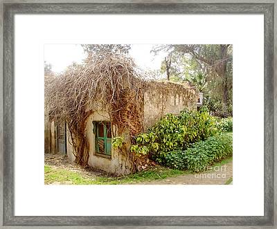 Once Upon A Time Framed Print by Irfan Gillani