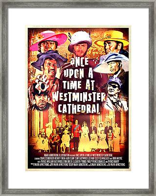 Once Upon A Time Framed Print by Mark Armstrong