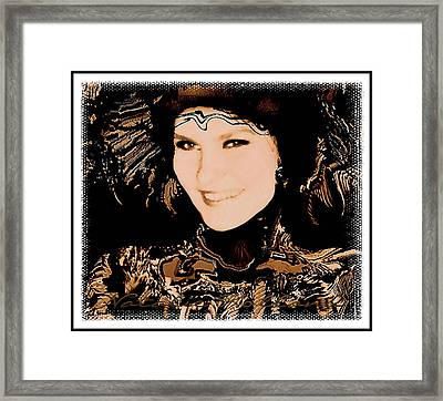 Once Upon A Time Framed Print by Natalie Holland