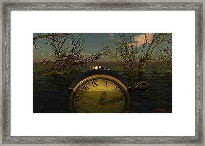 Once Upon A Time Framed Print by Whiskey Monday
