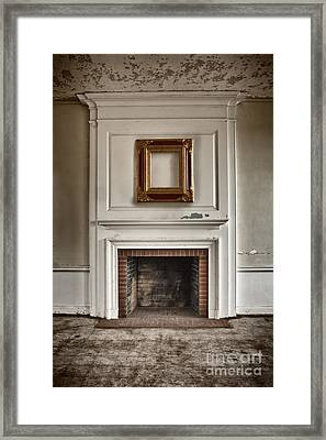Once Was Framed Print by Margie Hurwich