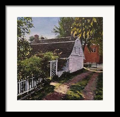 Ridgewood Paintings Framed Prints