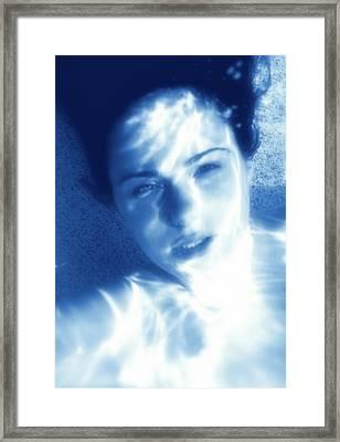 Ondine Framed Print by Charles Oscar
