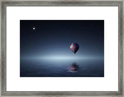 One Framed Print by Bess Hamiti