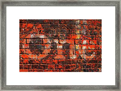 One Framed Print by Chris Berry