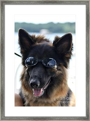 One Cool Dude Framed Print
