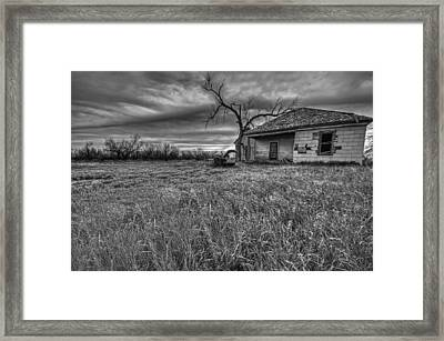 One Day... Framed Print
