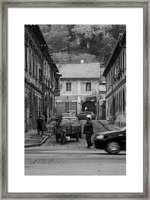 One Day Framed Print