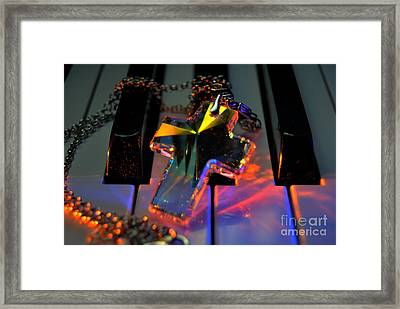 Framed Print featuring the photograph One by Erhan OZBIYIK
