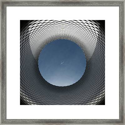 One Flew Over The Cuckooa??s Nest Framed Print