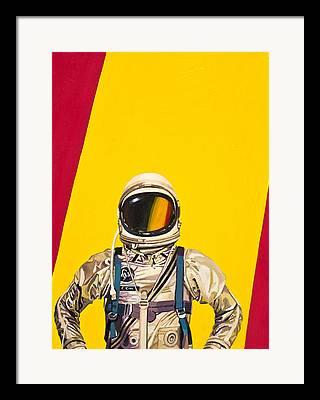 Science Fiction Framed Prints