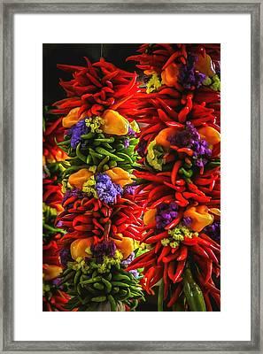 One Hot Minute Framed Print