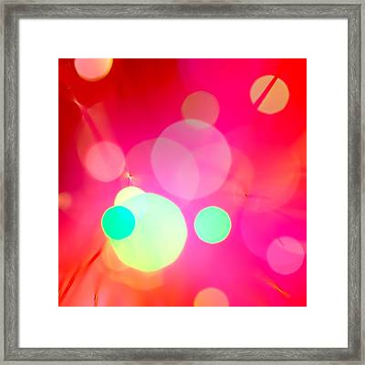 Framed Print featuring the photograph One Hot Minute by Dazzle Zazz