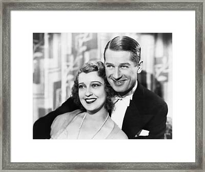 One Hour With You, From Left, Maurice Framed Print by Everett