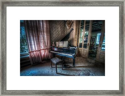 One Last Tune Framed Print