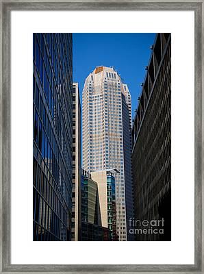 One Mellon Bank Center Chatham Center Framed Print