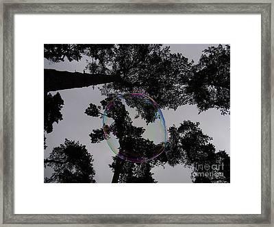 One Moment Dream  Framed Print by Agnieszka Ledwon