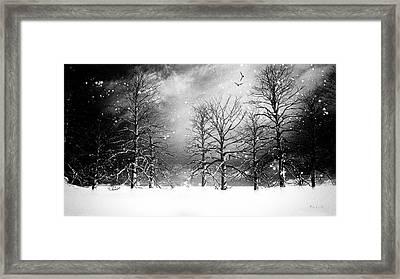 One Night In November Framed Print by Bob Orsillo