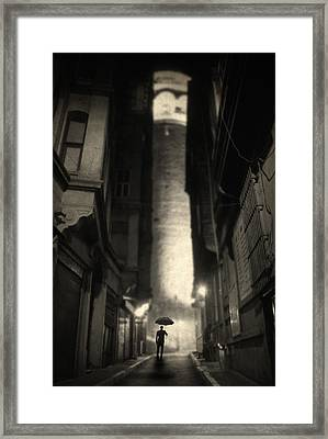 One Of The Few Framed Print by Taylan Apukovska