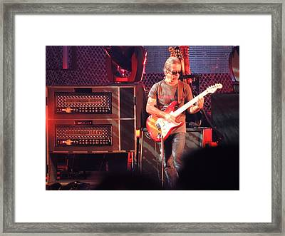One Of The Greatest Guitar Player Ever Framed Print