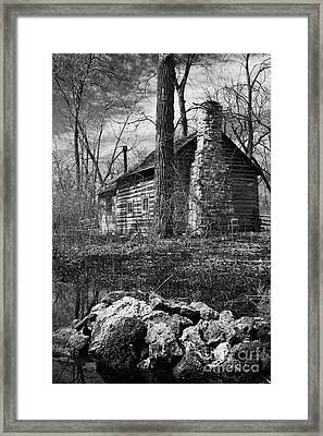 One Room School House Framed Print by Marc Henderson