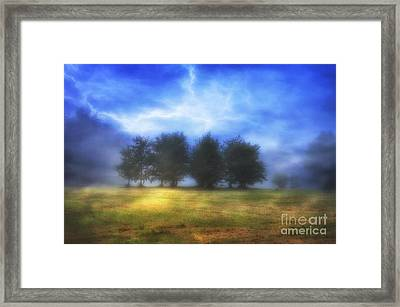 One September Morning Framed Print