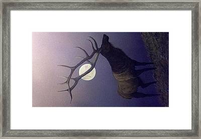 One Small Step Framed Print by Dan Parsons