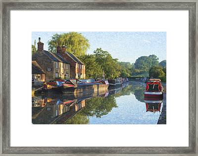 One Spring Morning Framed Print by Tim Gainey