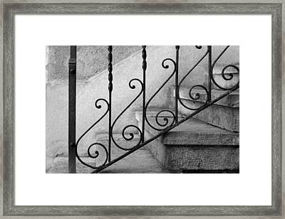 Lyrical  Framed Print