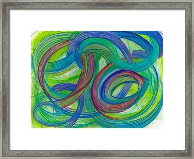 One Stupendous Whole-horizontal Framed Print