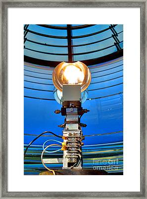 One Thousand Watts Framed Print by Olivier Le Queinec